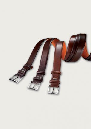 Santoni Calfskin Belts Various Colors OE001 Image