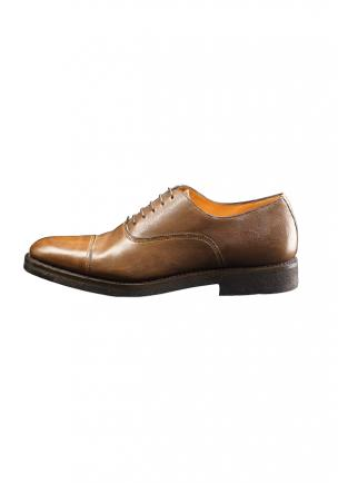 Santoni Shoes Quoit Cap Toe Shoes Image