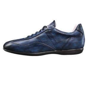 Santoni Shoes Striper 6 Sneakers Image