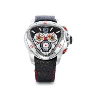 Tonino Lamborghini Spyder 1103 Chronographic Watch Black Image