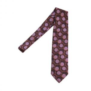 Volare Collection Silk Circles Tie Image