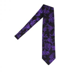 Volare Collection Silk Floral Tie Image
