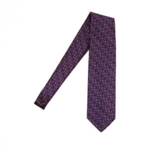 Volare Collection Silk Dotted Tie Image