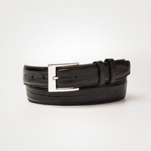 Zelli Genuine Lizard Belt Image