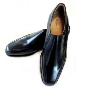 Zelli Mondo Bicycle Toe Loafers Black Image
