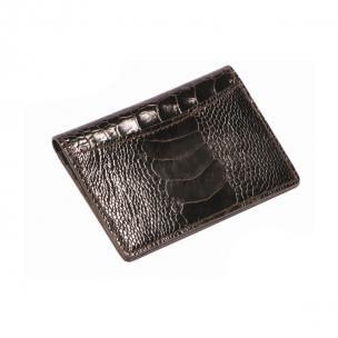 Zelli Ostrich Card Case Image
